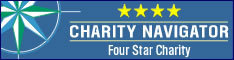 Charity Navigator - 4 Star Rated Charity