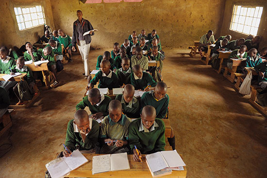 Child Sponsorship And Traditional Schooling Compassion