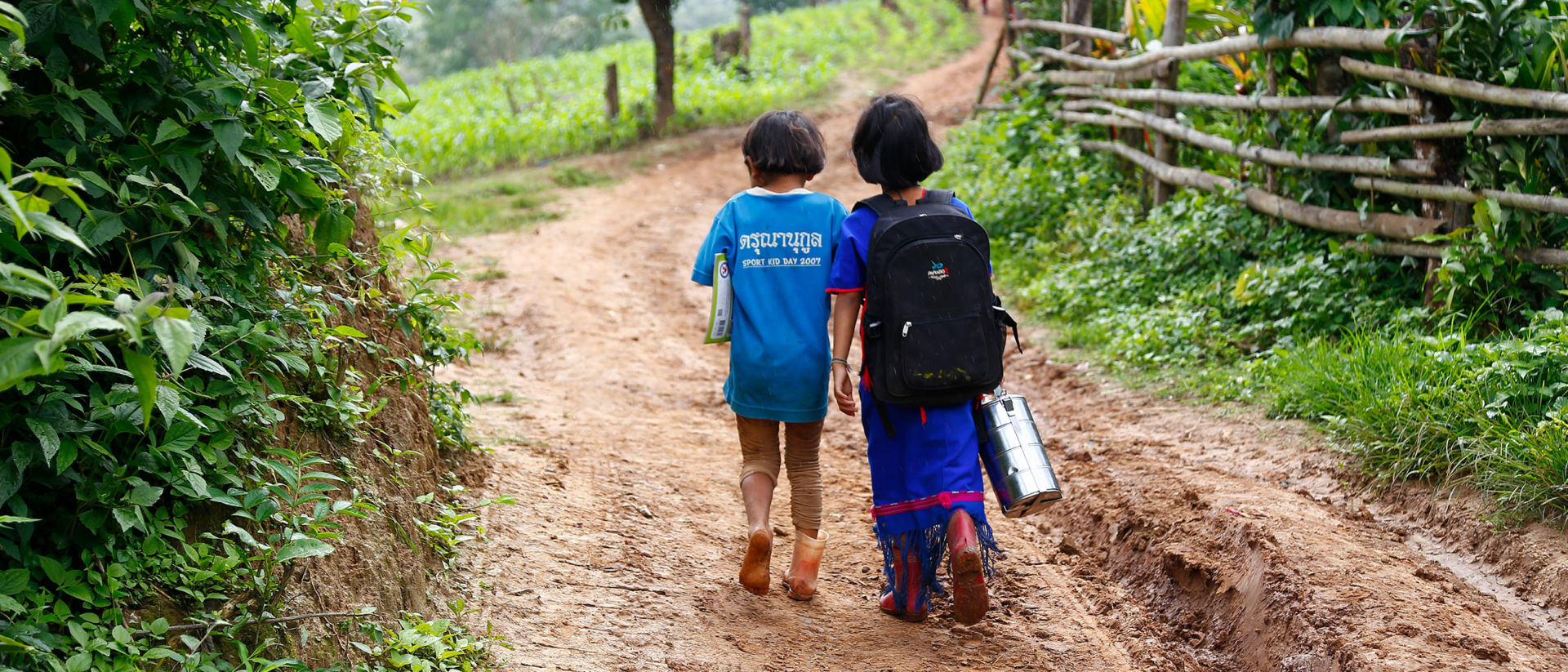 Compassion's partner church in Kotah is working to ensure that village children get the education they deserve, despite their isolated location.