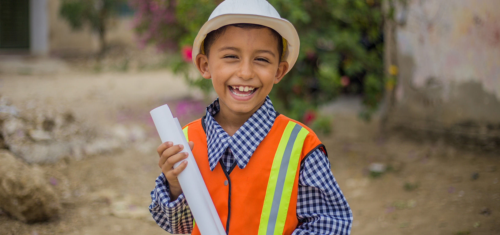 Santiago wants to be a civil engineer