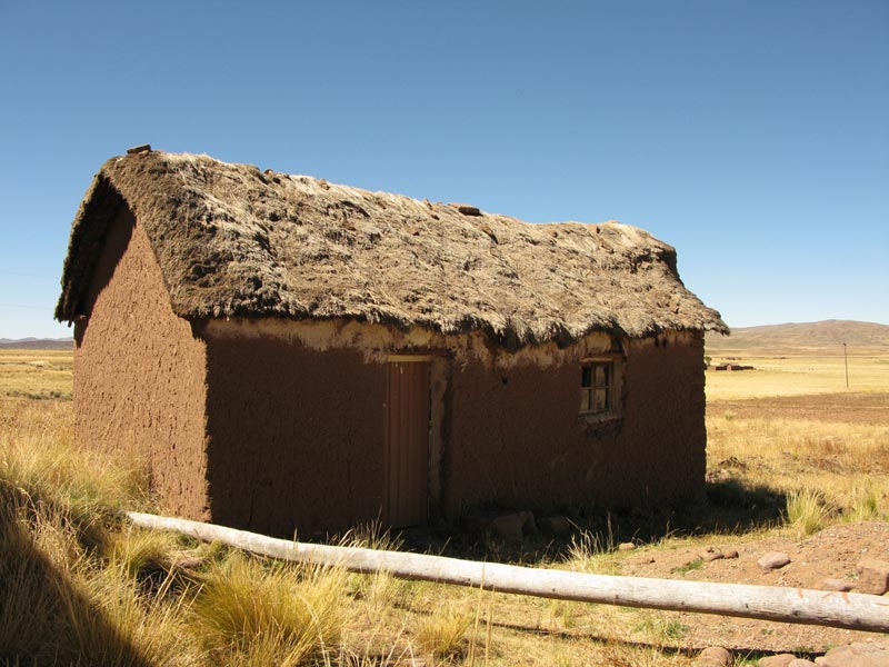 Bolivia small home
