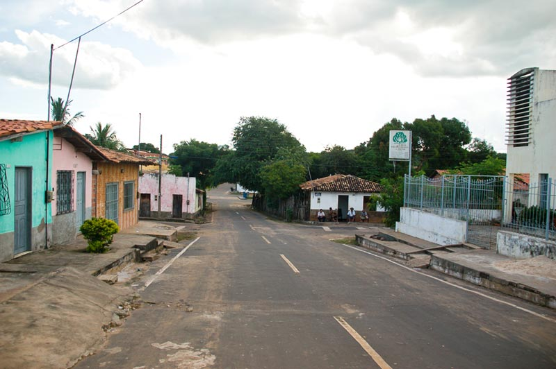 Brazil Paved Road