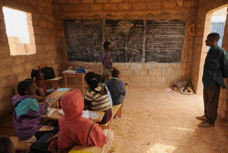 Education in Burkina Faso