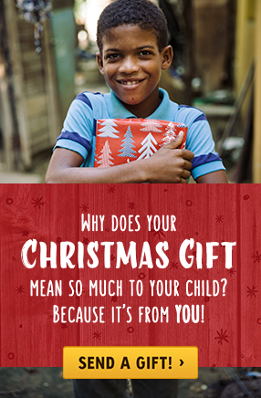 Why Does Your Christmas Gift Mean So Much To Your Child? Because It's From You!