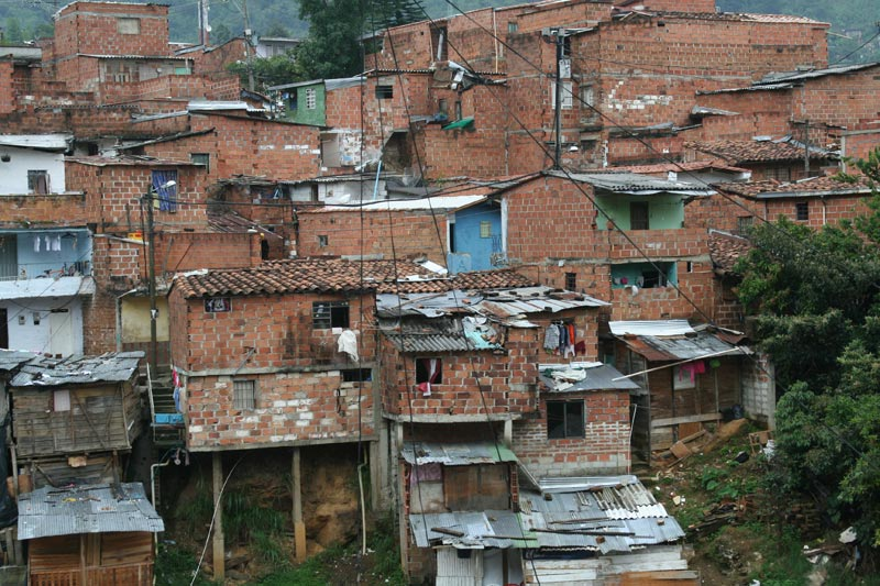 Colombia City of Brick Homes