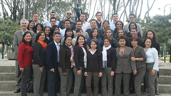 Colombia Field Office Staff Photo