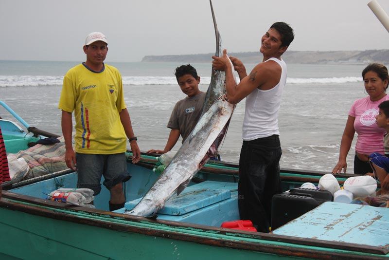 Ecuador coastal for Fishing in ecuador