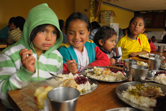 Compassion in Ecuador
