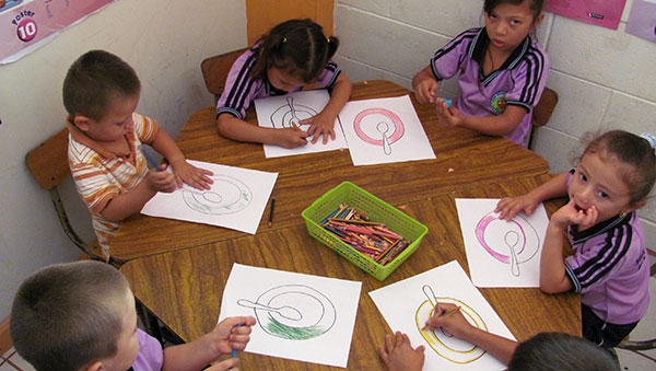 El Salvador Children Coloring Pictures