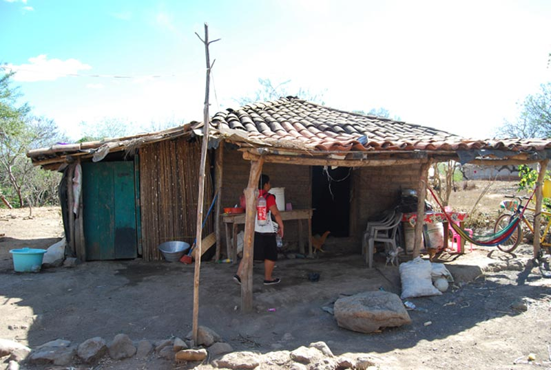 El Salvador Small Home