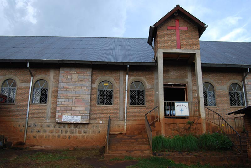 Ethiopia Church Building
