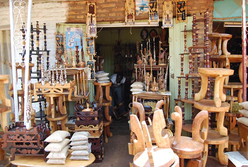 Ethiopia Furniture Shop
