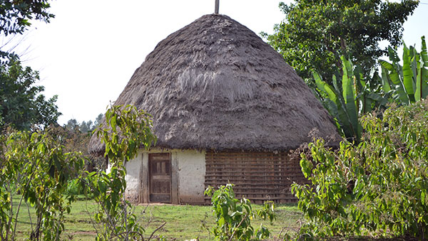 Ethiopia Small Round Hut