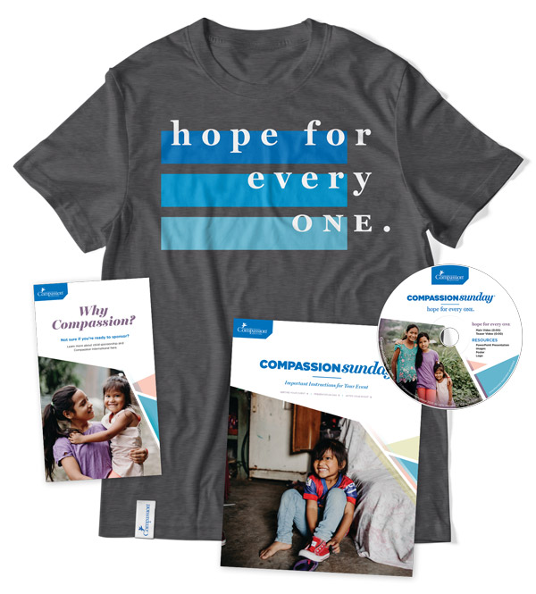 Image of Compassion Sunday kit
