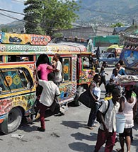 Community in Haiti