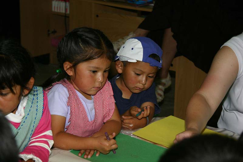 Mexico Children Coloring Pictures