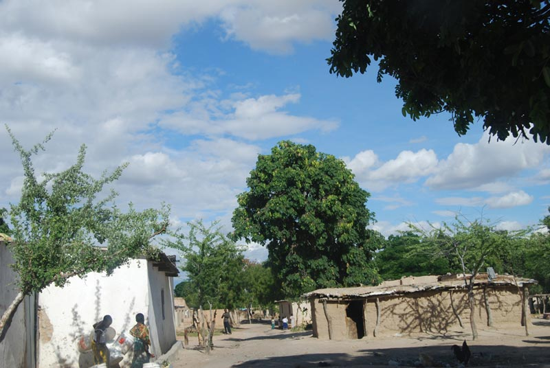 Tanzania Homes in Village