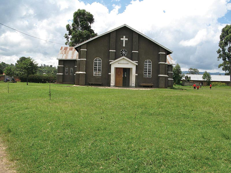 Uganda Church Building