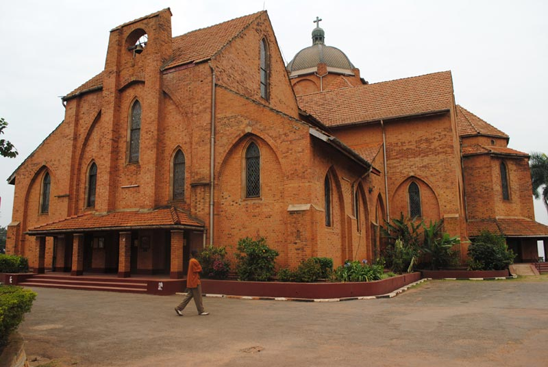 Uganda Large Church