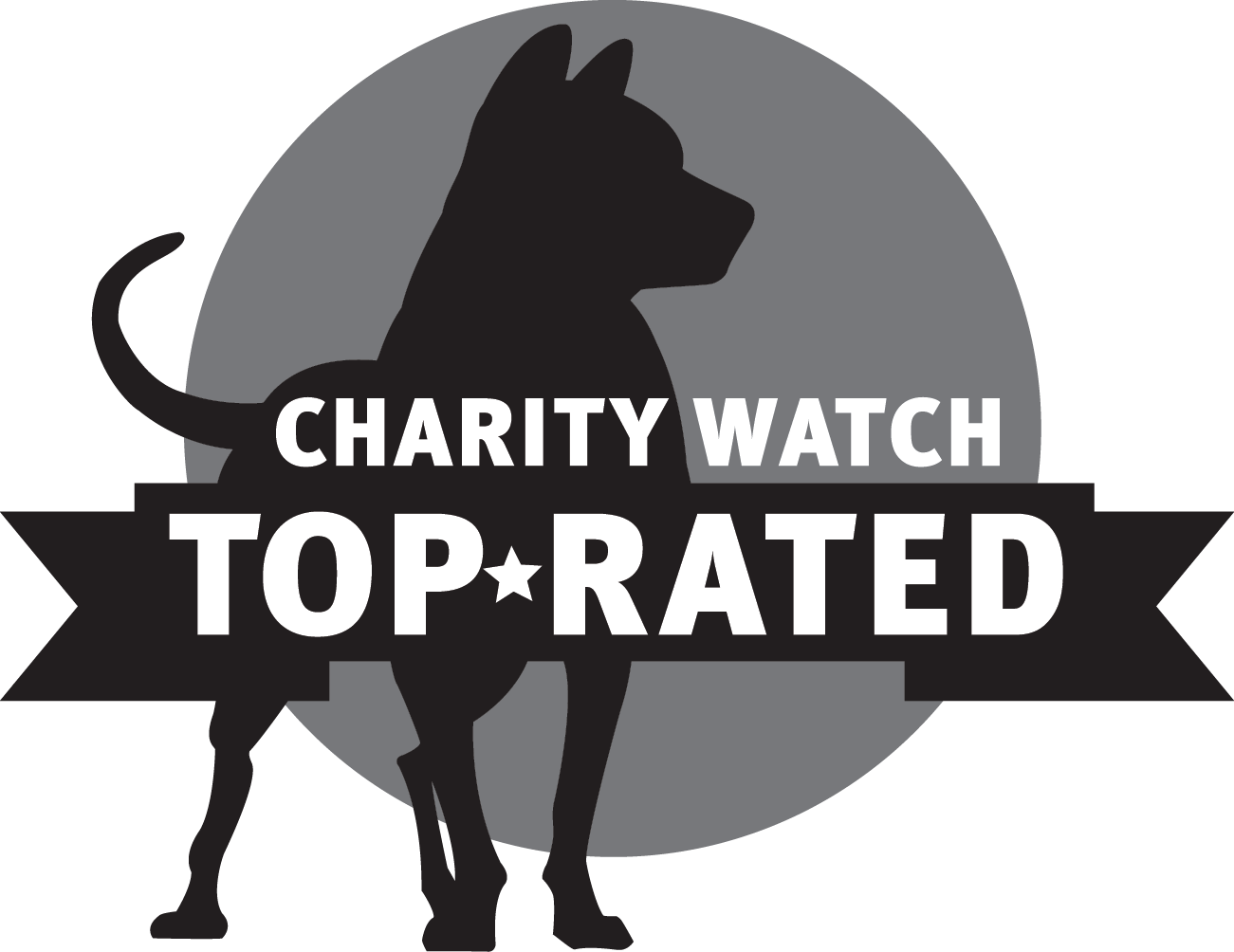 Charity Watch Top Rated logo