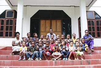 east indonesia papua compassion in indonesia