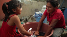 Ecuador: Laundry Day