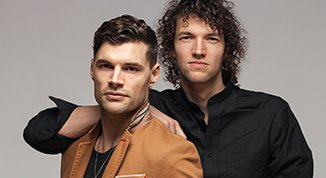 Picture of members of For King and Country