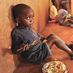 Help a Malnourished Child Survive with Emergency Feeding