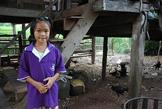 thailand north east education